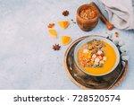 Creamy Autumn Pumpkin Soup