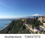 View On Mt. Etna From Piazza I...