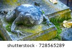 Statue Of A Frog