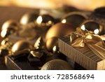 christmas background. | Shutterstock . vector #728568694