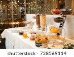 smorgasbord   food choice of...   Shutterstock . vector #728569114