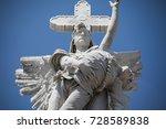 colon cemetery havana.... | Shutterstock . vector #728589838