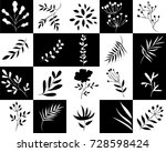 icon nature vector  | Shutterstock .eps vector #728598424