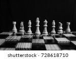 strategy | Shutterstock . vector #728618710