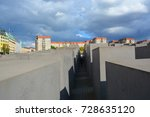 berlin germany 07 23 17  ... | Shutterstock . vector #728635120