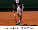 tennis match | Shutterstock . vector #728669263