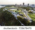 aerial helicopter view of the... | Shutterstock . vector #728678470