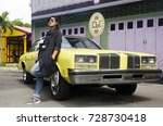 nonthaburi  thailand   june 8   ... | Shutterstock . vector #728730418