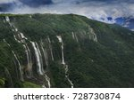 Seven Sister Water Falls  Is A...