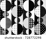 seamless background pattern.... | Shutterstock .eps vector #728772298