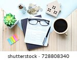 business  finance  property...   Shutterstock . vector #728808340