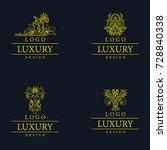 vector amazing luxury logo