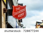 northampton uk october 5  2017  ... | Shutterstock . vector #728877244
