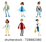 vector illustration of... | Shutterstock .eps vector #728882380