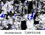 old color seamless grunge... | Shutterstock . vector #728955148