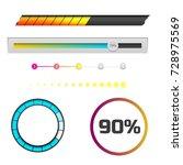 progress loading bar indicators ...