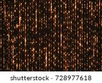 sparkling new year's texture... | Shutterstock . vector #728977618