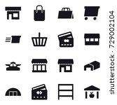 16 Vector Icon Set   Shop ...