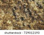 close up of blue water texture... | Shutterstock . vector #729012193