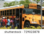 saipan  cnmi students and their ...   Shutterstock . vector #729023878