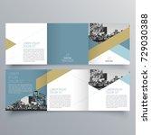 brochure design  brochure... | Shutterstock .eps vector #729030388