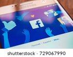 kazan  russian federation   sep ... | Shutterstock . vector #729067990