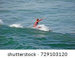 huntington beach california  ... | Shutterstock . vector #729103120