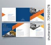 brochure design  brochure... | Shutterstock .eps vector #729105178