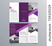 brochure design  brochure... | Shutterstock .eps vector #729105229