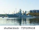 russia  crimea  sevastopol  ... | Shutterstock . vector #729109618