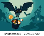 vector illustration of... | Shutterstock .eps vector #729138730