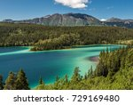emerald lake   this is a shot...   Shutterstock . vector #729169480