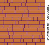 seamless texture of a brick...