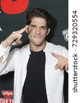 Small photo of New York, NY - October 6, 2017: Tyler Posey attends the annual Heroes After Dark event at Highline Ballroom as prt of New York Comic Con