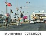 kirkuk iraq  september 25 ... | Shutterstock . vector #729335206