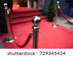 red carpet    is traditionally... | Shutterstock . vector #729345424