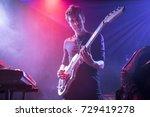 amsterdam  the netherlands   4... | Shutterstock . vector #729419278