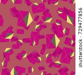 background pattern with open...