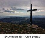 marana summit  northern italy | Shutterstock . vector #729519889