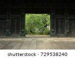 a door to nature