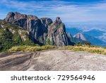 Mountains In Serra Dos Orgaos...