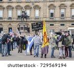 glasgow  scotland  april 04... | Shutterstock . vector #729569194