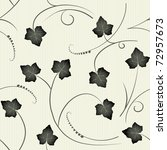 Ivy   Seamless Pattern