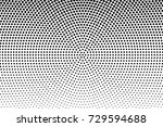 abstract futuristic halftone... | Shutterstock .eps vector #729594688