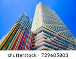 miami  fl usa   february 14 ...   Shutterstock . vector #729605803