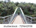 san joaquin river gorge bridge | Shutterstock . vector #729642958