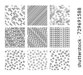 school kit. vector design... | Shutterstock .eps vector #729691588