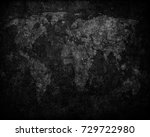 old map background | Shutterstock . vector #729722980
