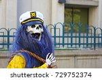 denver  colorado   october 7 ... | Shutterstock . vector #729752374
