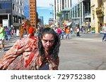 denver  colorado   october 7 ... | Shutterstock . vector #729752380